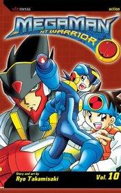 Megaman NT Warrior, Volume 10 (Megaman Nt Warrior)