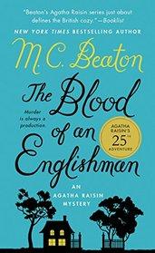 The Blood of an Englishman (Agatha Raisin, Bk 25)