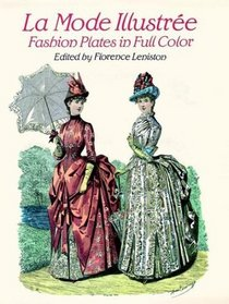 Elegant French Fashions of THe Late Nineteenth Century