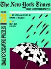 The New York Times Daily Crossword Puzzles, Volume 28 (NY Times)