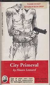 City Primeval High Noon in Detroit by Elmore Leonard AUDIO CASSETTES