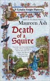 Death of a Squire (Templar Knight, Bk 2)