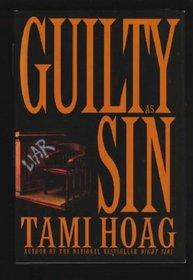 Guilty As Sin (Deer Lake, Bk 2)