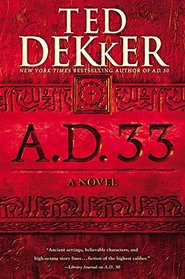A.D. 33 (A.D., Bk 2) (Audio CD) (Unabridged)