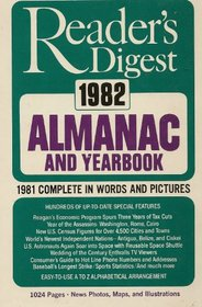 Reader's Digest Almanac and Yearbook, 1982