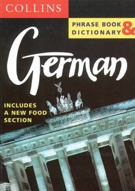 German Phrase Book  Dictionary (Collins Language Pack)