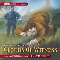 Clouds of Witness: A BBC Full-Cast Radio Drama (BBC Audio Crime)