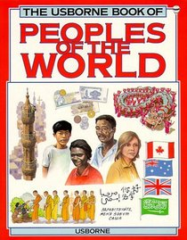 The Usborne Book of Peoples of the World (World Geography Series)