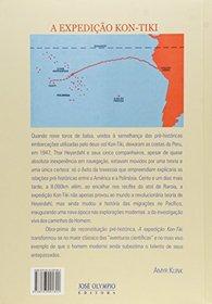 Expedi��o Kon-Tiki: 8000 Km Numa Jangada Atrav�s do Pac�fico