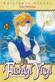 Fushigi Yugi 10 Juego Misterioso/ The Mysterious Play (Spanish Edition)