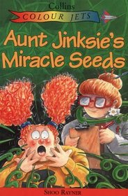Aunt Jinksie's Magic Seeds (Colour Jets)