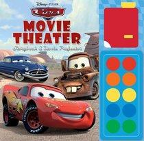 Disney Pixar Cars Movie Theater Storybook & Movie Projector