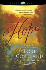 Hope (Brides of the West 1872, Book 3)