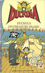 Duckula on Treasure Island