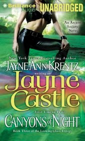 Canyons of Night (Arcane Society: The Looking Glass Trilogy)