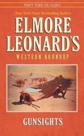 Elmore Leonard's Western Round Up #3 : Gunsights (Elmore Leonard's Western Round Up, 3)