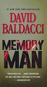 Memory Man (Turtleback School & Library Binding Edition)