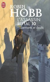 L'Assassin royal, Tome 10 (French Edition)
