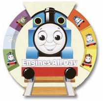 My First Thomas:Engines All Day (A FanTABulous Book (TM))