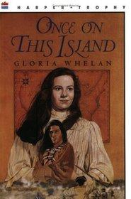 Once on This Island (Mackinac Island Trilogy, Bk 1)