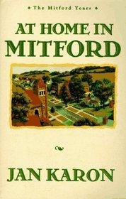 At Home in Mitford (Mitford Years, Bk 1)