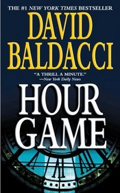 Hour Game (Sean King & Michelle Maxwell, Bk 2)