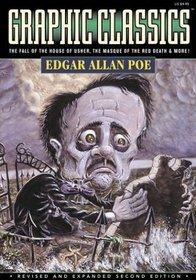 Graphic Classics Volume 1: Edgar Allan Poe - New Edition (Graphic Classics (Graphic Novels))