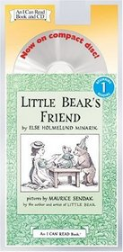 Little Bear's Friend (An I Can Read Book and CD)