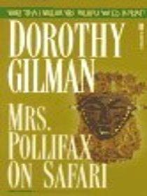 Mrs. Pollifax on Safari (Mrs. Pollifax , Bk 5) (Audio Cassette) (Unabridged)