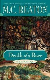 Death of a Bore (Hamish MacBeth, Bk 21)