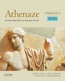 Athenaze, Workbook II: An Introduction to Ancient Greek