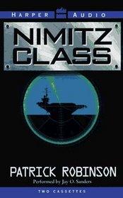 Nimitz Class (Admiral Arnold Morgan, Bk 1) (Audio Cassette) (Abridged)
