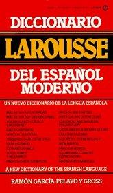 Diccionario Larousse del espa�ol moderno