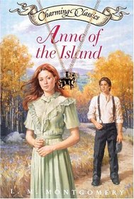Anne of the Island Book and Charm (Charming Classics)