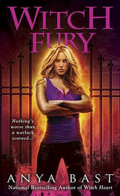 Witch Fury (Elemental Witches, Bk 4)