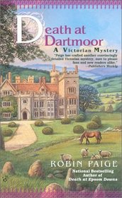 Death at Dartmoor (Victorian-Edwardian Mystery, Bk 8)