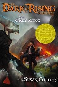 The Grey King (Thorndike Press Large Print Juvenile Series)