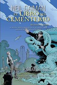 El libro del cementerio (Young Adult) Vol. II (Spanish Edition)