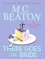 There Goes the Bride (Thorndike Press Large Print Mystery Series)