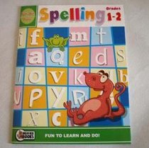 Fun to Learn and Do Spelling Grades 1-2