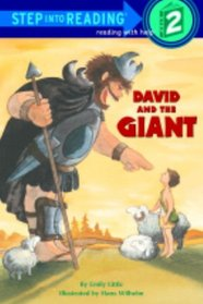 David and the Giant (Step Into Reading: A Step 1 Book (Hardcover))