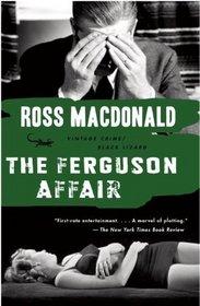 The Ferguson Affair (Vintage Crime/Black Lizard)