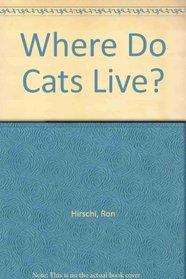 Where Do Cats Live?