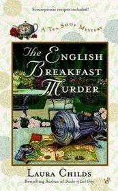 The English Breakfast Murder (Tea Shop, Bk 4)