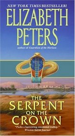 The Serpent on the Crown (Amelia Peabody, Bk 17)