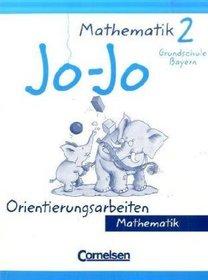 Jo-Jo Mathematik 2. Orientierungsarbeiten. Arbeitsheft.