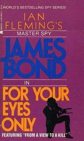 James Bond-For Your Eyes Only
