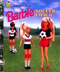 Soccer Coach (Little Golden Book)