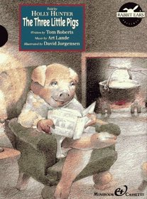 The Three Little Pigs (Rabbit Ears Storybook Classics)