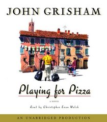 Playing for Pizza (Audio CD) (Unabridged)
